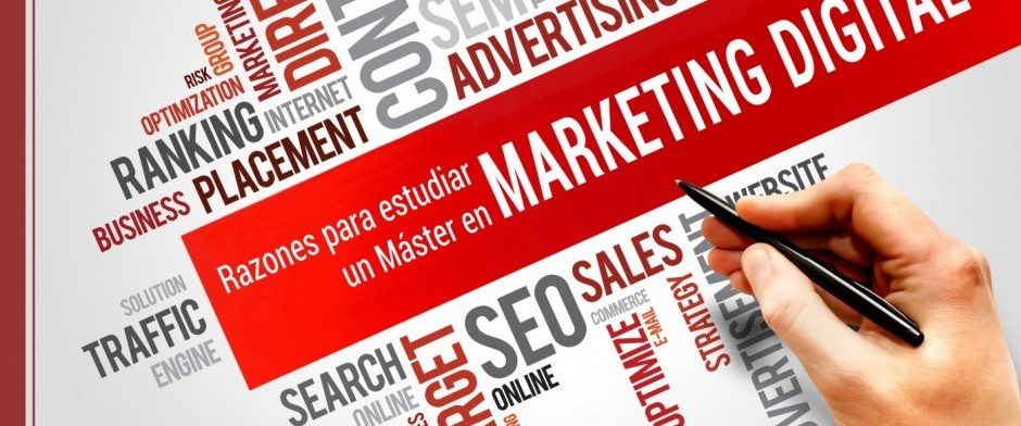 Máster Online en Marketing y Ventas 12 meses